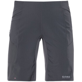 GORE BIKE WEAR Power Trail - Culotte corto sin tirantes Mujer - negro